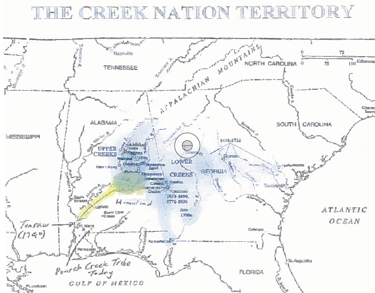 History – Poarch Band of Creek Indians